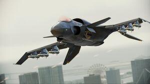 ASF-X Shinden II 1