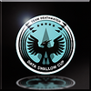 Data Swallow Cup Emblem Icon