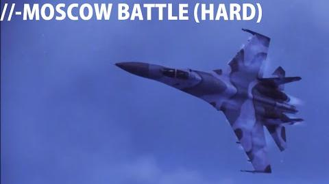 Ace Combat Infinity - Moscow Battle (HARD) Co-op Mission Gameplay (PS3 720p)