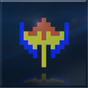 GALAXIAN 05 Infinity Emblem