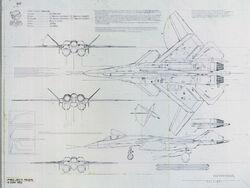 X-02 Wyvern Blueprints