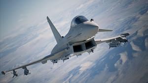 AC7 Typhoon Loading Screen Flyby
