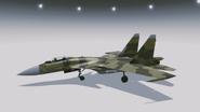 Su-37 Hangar