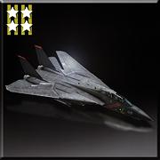F-14A -Razgriz- Icon