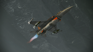 F-16F -DR- Event Skin 01 Flyby 7