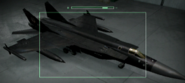 MiG-31M Razgriz color hangar
