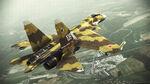 ACAH Su-37 Rear