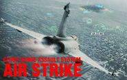 CRA Air Strike Facebook Banner