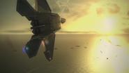 F-22A Fuscum Sea Near Tarvo