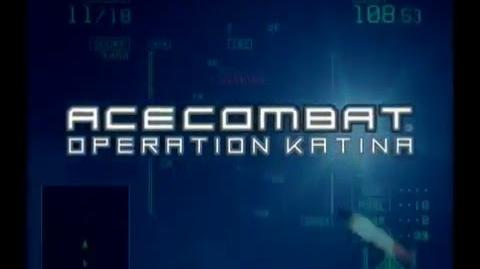 Ace Combat 5 The Unsung War - Arcade Mode Trailer
