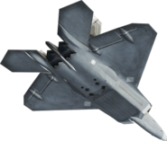 F-22 Raptor (Aurelia Back)