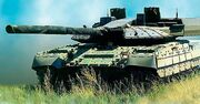Tank chyornyj oryol