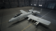 A-10C AC7 Color 4 Hangar