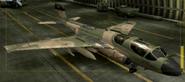 EA-6B Mercenary color hangar