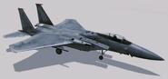 F-15C Eagle Hangar