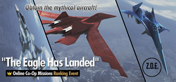 The Eagle Has Landed Ranking Tournament Banner