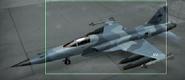 F-5E OMDF color Hangar