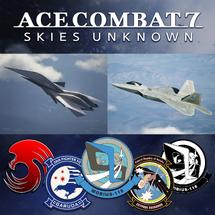 ADF-11F Raven Set