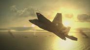 F-22A Fuscum Sea Near Tarvo 2