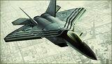 F-22A Warwolf Profile