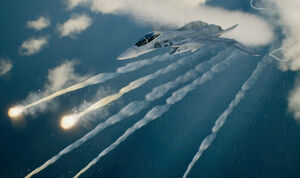 X-02S Flares AC7
