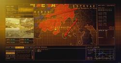 Emmeria-Estovakia War Report
