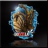 King Ghidorah Infinity Emblem