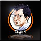 Simon Infinity Emblem