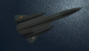 Unidentified SR-71
