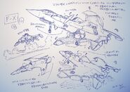 ASF-X Sketches