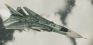 Su-24MP Fencer Flyby