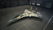 Su-35S AC7 Color 1 Hangar
