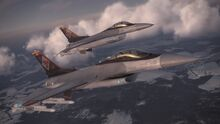 Windhover F-16