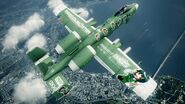 A-10A -THE IDOLMASTER SP- Flyby 2