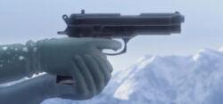 Nagase's Beretta 92F