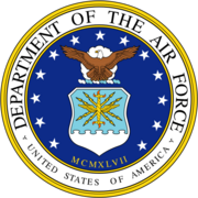 Seal of the USAF