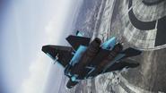 T-50 Albireo over Stonehenge