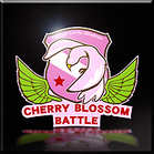 Cherry Blossom Battle Emblem Icon