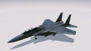 F15E Shamrock Hangar