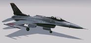 F-16C -Windhover- Hangar