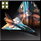 Mirage 2000-5 -Magicien-