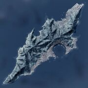 Newfield island