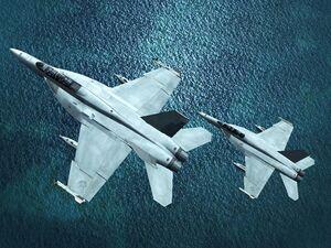 EA-18G 1