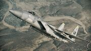 F-15C (ACAH)