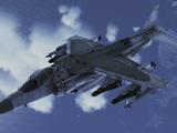 AV-8B Harrier II plus