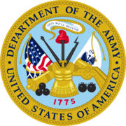 Emblem of the US Department of the Army