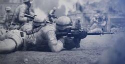 M16 in the Belkan War