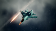 Su-34 AC7 Flyby 2