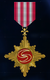 AC7 MP Gold Wings Medal