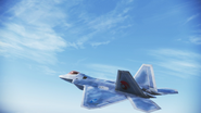 F-22A -Scarface1- Flyby